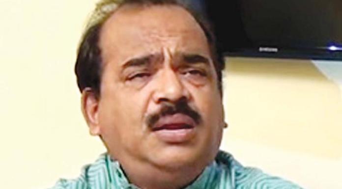 Nanjil Sampath makes derogatory remarks against Puducherry Lt Governor Kiran Bedi