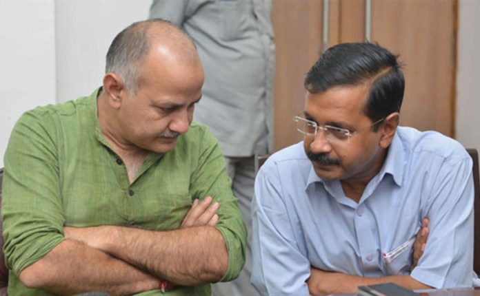Kejriwal and Sisodia