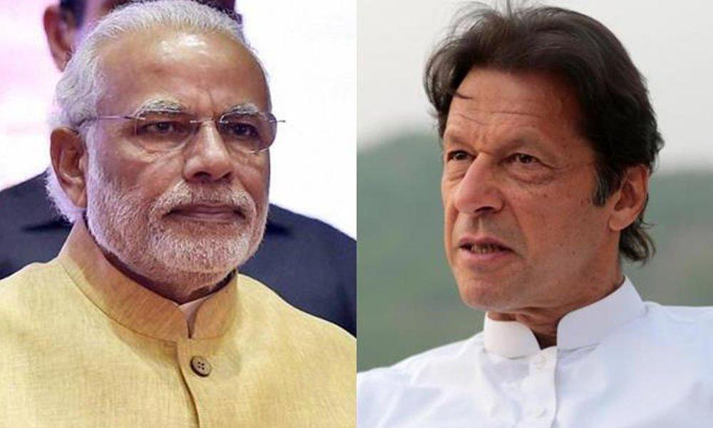 Modi, not Imran Khan, is a man of peace
