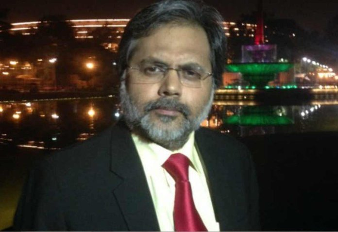Punya Prasun Bajpai tries of pass of Pakistani photograph as that of Indian children, deletes tweet