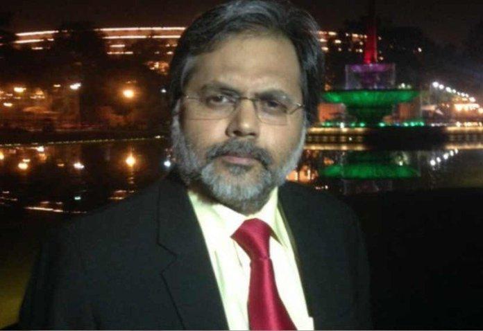 Punya Prasun Bajpai tries of pass of Pakistani photograph as that of Indian children, deletes tweet