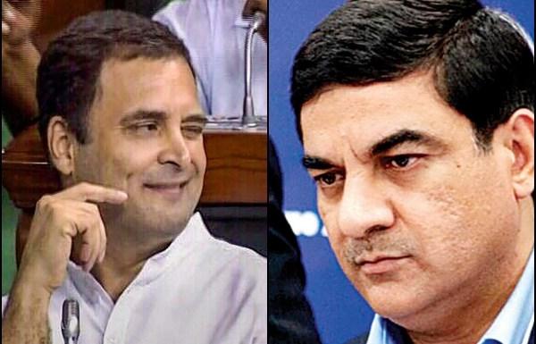 Rahul Gandhi's links with arms dealer Sanjay Bhandari