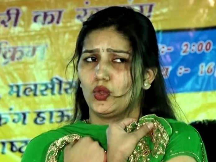 Sapna Chaudhary denies rumours of her joining Congress