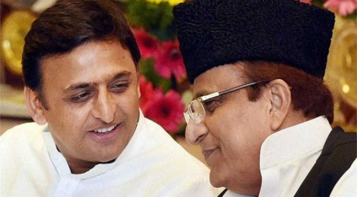 Azam Khan plays victimhood after being named in 13 FIR over land grabbing, says Muslims are being punished for 1947