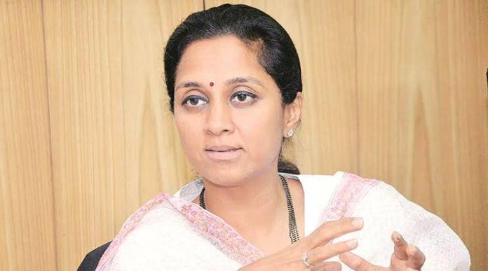 Supriya Sule threatens BJP leader Rahul Shewale