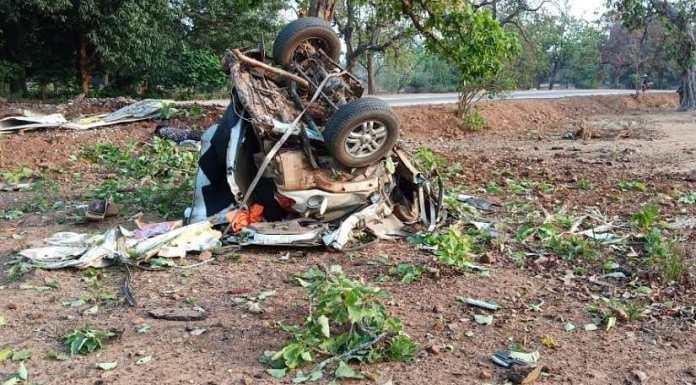 Bhima Mandavi was killed in an IED blast in Chhattisgarh