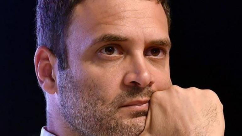 Alwar rapes: Rahul Gandhi meets one victim, skips the other
