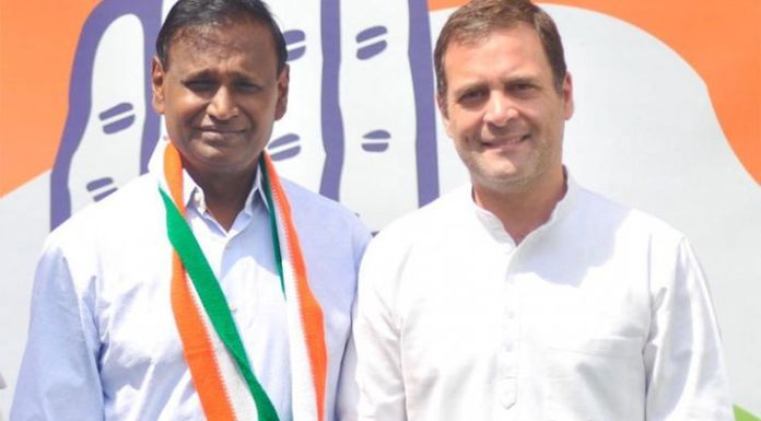 Udit Raj has been sewing venom against BJP after being denied a ticket
