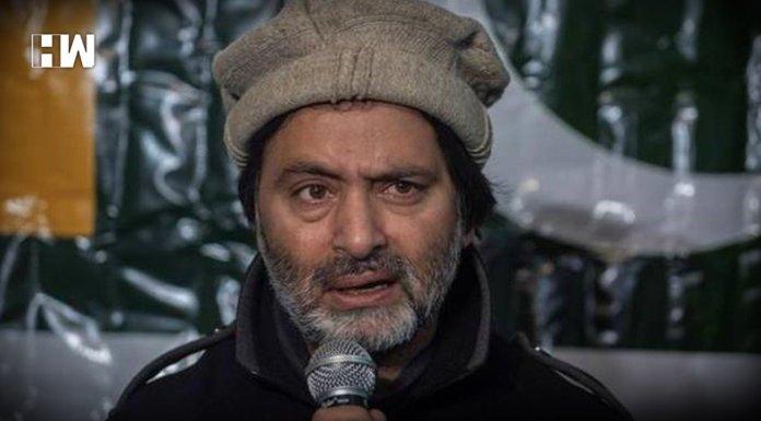 NIA arrests Yasin Malik