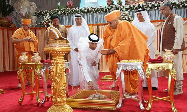 No iron, steel to be used in construction of first Hindu temple in UAE, to be built adopting traditional temple architecture - Opindia News