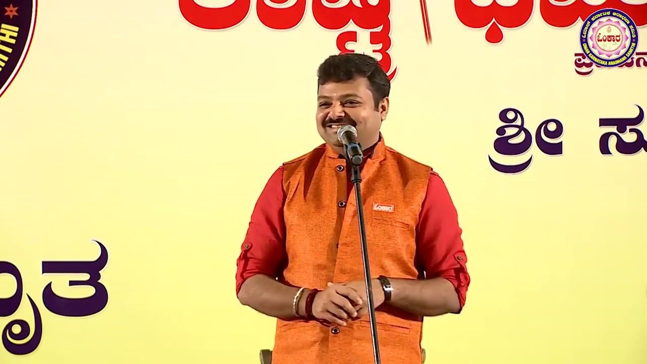 Congress goons allegedly vandalise Vishnu Sahasranama Yajna