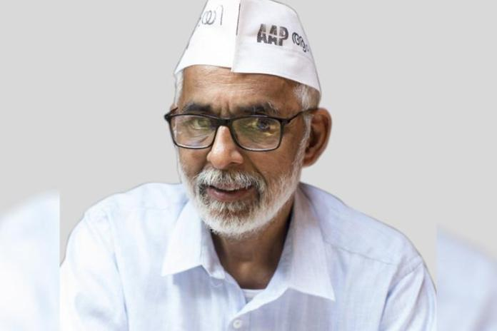 C.R. Neelakandan, Image source: The News Minute