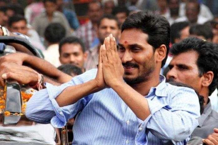 YSRCP chief Jagan Mohan Reddy to meet PM Modi ahead of his CM oath