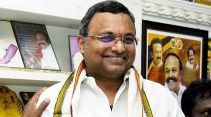 The top court asks Karti Chidambaram to pay attention to his constituency