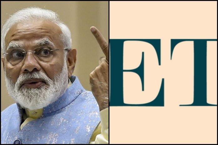 Media tries to provoke Khan Market merchants against PM Modi, get a befitting response