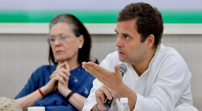Rahul Gandhi speaks against arrest of 'journalists' in UP