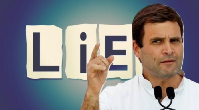 Top 10 lies spread by Rahul Gandhi in the run up to 2019 Lok Sabha elections