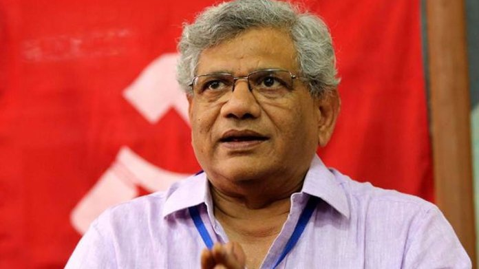 CPM leader Sitaram Yechury