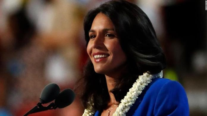 Tulsi Gabbard's epic reply to woman peddling media lies against PM Modi