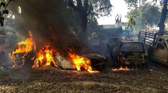 Sedition charges to be levied against accused in Bulandshahr violence case