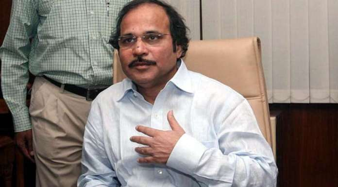 Adhir Ranjan Chowduary makes derogatory remarks for the European Union members who recently visited Jammu and Kashmir