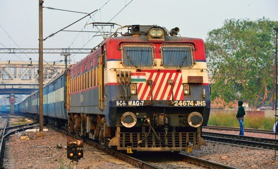 Indian Railways rejects massage on train proposal