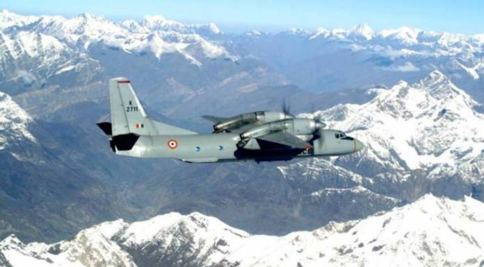 IAF AN-32 goes missing hours after getting airborne