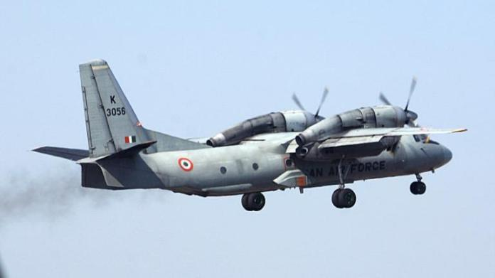 IAF finds wreckage of the missing AN-32 aircraft