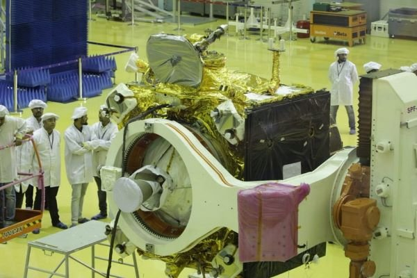Chandrayaan-2 set to launch in July