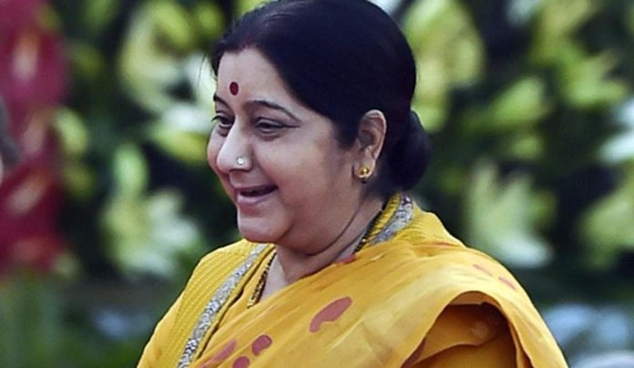 BJP stalwart and former EAM Sushma Swaraj passes away