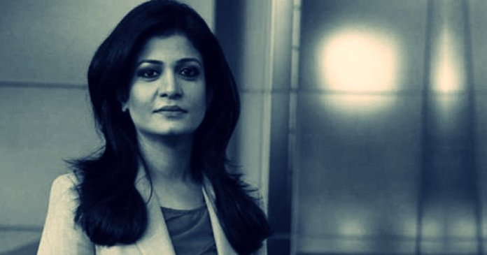 Anjana Om Kashyap heckles doctors and nurses in Bihar hospital