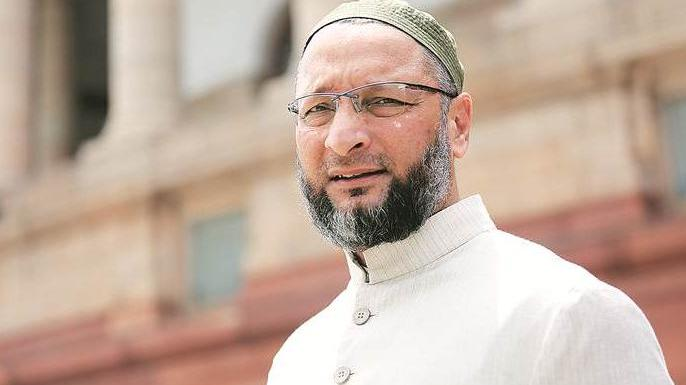 Asaduddin Owaisi makes shockingly communal comments rearding the Aligarh Murder tragedy