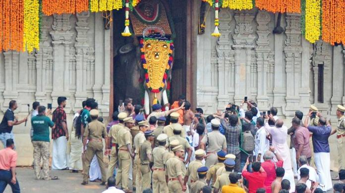 Temple elephants in Kerala are revered, celebrated, loved and mourned by its people