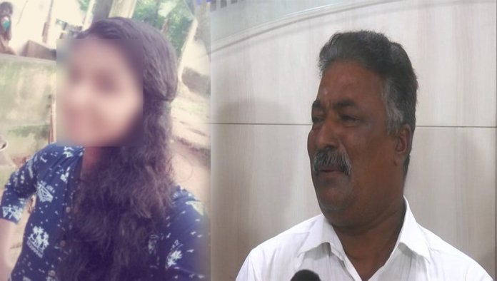 Father alleges love jihad behind daughter's suicide