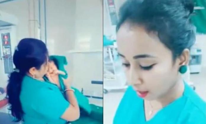 Nurses sent on compulsory leave after TikTok videos inside SNCU go viral