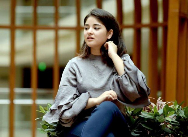Zaira Wasim's manager claims the posts were indeed made by her