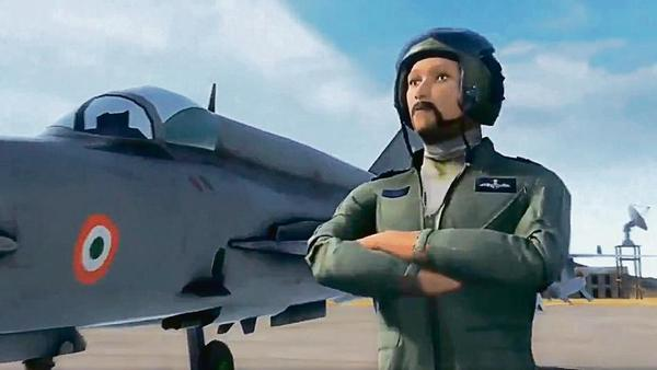 IAF plans air combat game in bid to woo youth to join the armed forces
