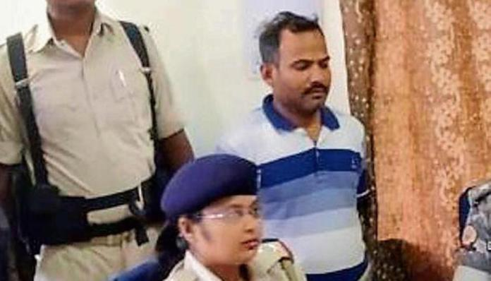 Panna Lal Mahto was arrested in Jharkhand