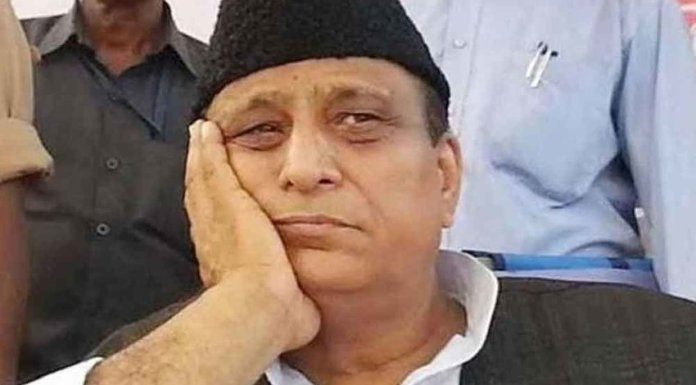 8 new cases of land grabbing have been filed against Azam Khan, taking the total count to 34