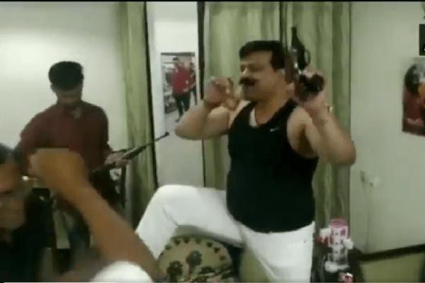 Pranav Singh Champion expelled