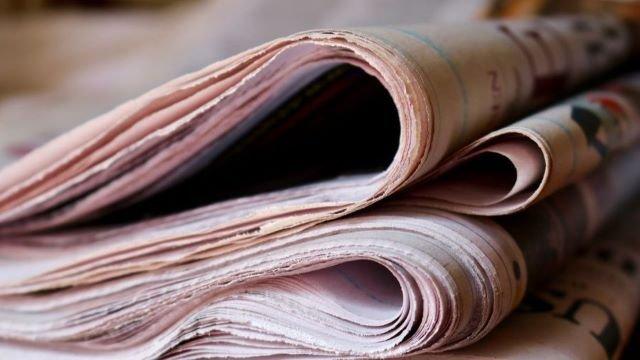 Newsprint custom duty
