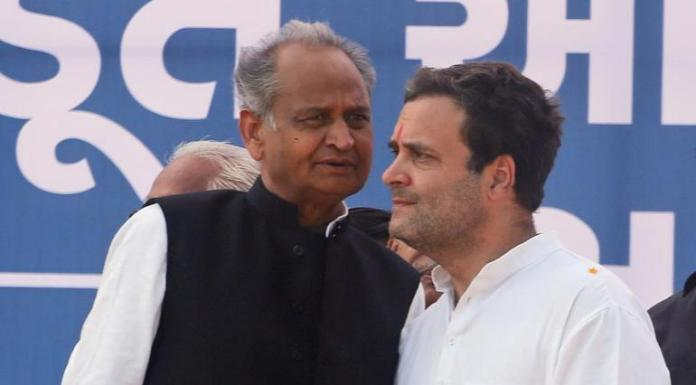 Gehlot bats for Rahul Gandhi, says only he can counter PM Modi