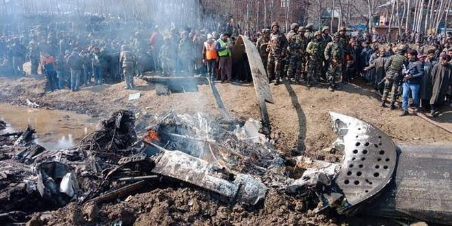 Mi-17 helicopter crash was caused by a friendly fire, says court of inquiry