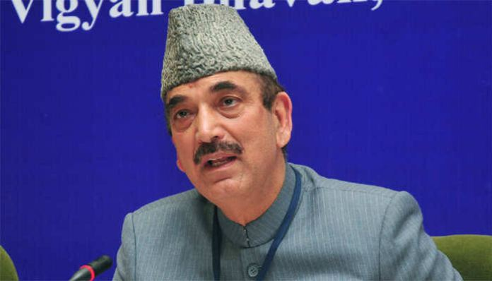 GN Azad makes a controversial remark about the KP exodus