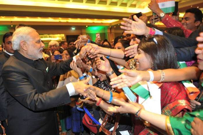 PM Modi is scheduled to address the Indian-American community in Houston, Texas in September