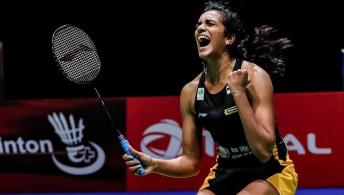 PV Sindhu won the BWF World Championship final yesterday, becoming the first Indian woman to do so