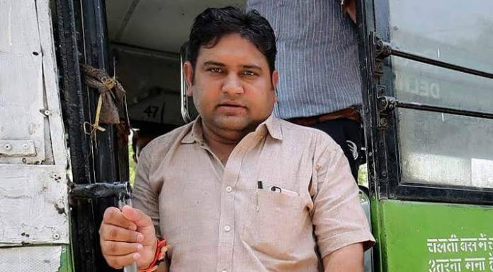 Sandeep Kumar was disqualified for sabotaging prospects of party in Lok Sabha elections