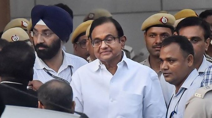 ED argues that Chidambaram has properties in 12 countries, CBI custody extended till 30th