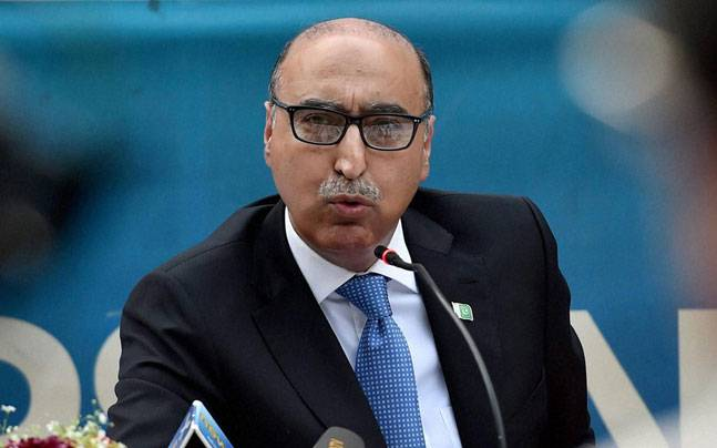 Abdul Basit claims India might ask Trump to mediate in Pakistan Occupied Kashmir