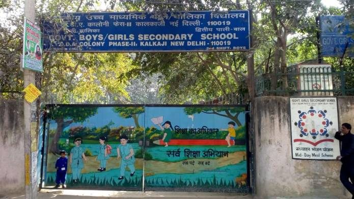 Delhi schools woes: Despite tall promises by Delhi govt, school in Kalkaji does not have drinking water, clean toilets